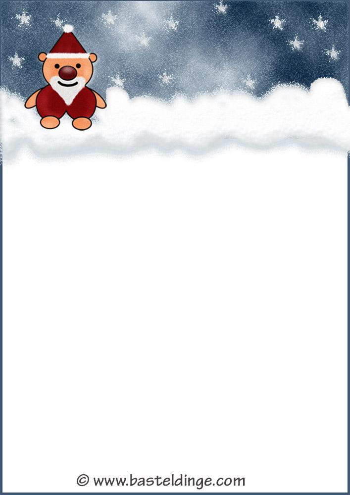 weihnachtliches briefpapier f r weihnachtsgr e seite 2. Black Bedroom Furniture Sets. Home Design Ideas